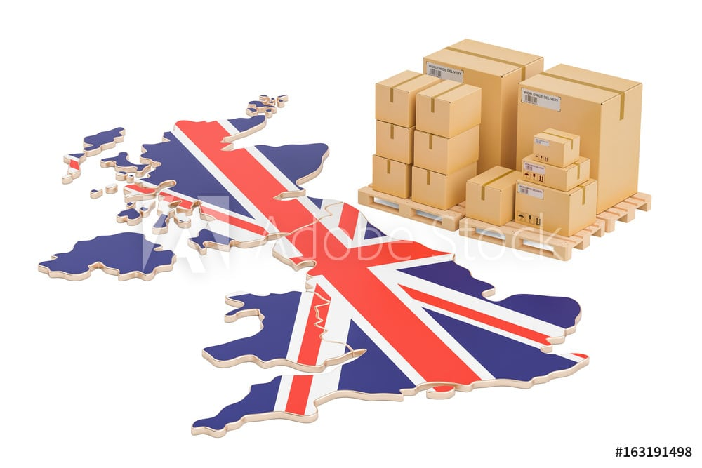 Large Parcels and Irregular Freight